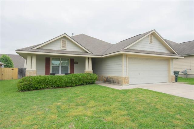 1706 Summerwood, Bryan, TX 77807 (MLS #18007539) :: The Tradition Group