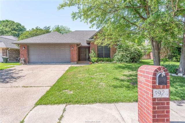 3924 Hawk Owl Cove, College Station, TX 77845 (MLS #18007581) :: The Tradition Group