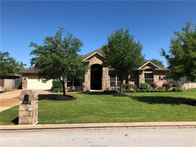 2130 Rockcliffe, College Station, TX 77845 (MLS #18007618) :: The Tradition Group