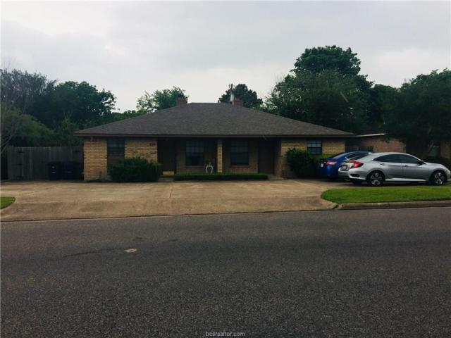 312 Brentwood Drive, College Station, TX 77840 (MLS #18007624) :: The Lester Group