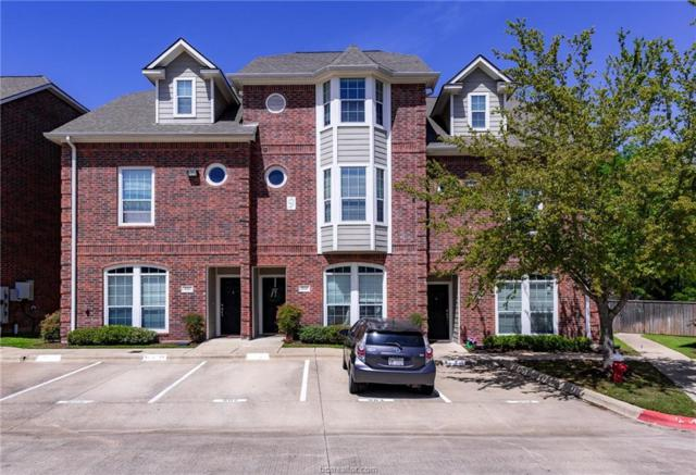 305 Holleman Drive #903, College Station, TX 77840 (MLS #18007657) :: The Tradition Group