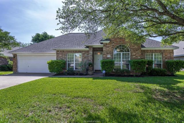 704 Hasselt Street, College Station, TX 77845 (MLS #18007721) :: The Tradition Group