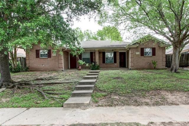 606 Corregidor Drive A-B, College Station, TX 77840 (MLS #18008743) :: The Tradition Group