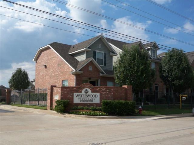1001 Krenek Tap Road #2701, College Station, TX 77840 (MLS #18008780) :: The Tradition Group