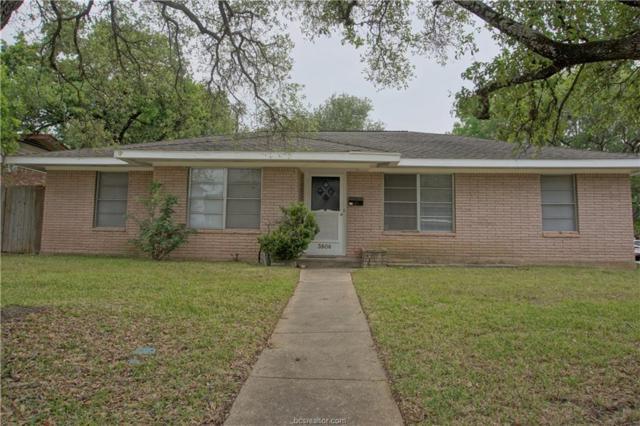 3806 Oaklawn Street, Bryan, TX 77801 (MLS #18008794) :: Platinum Real Estate Group