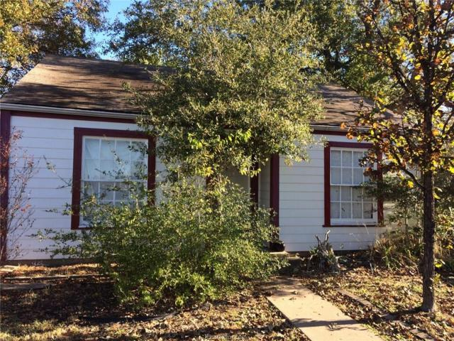 1209 Foster, College Station, TX 77840 (MLS #18008916) :: RE/MAX 20/20