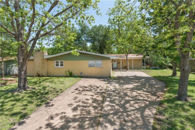 415 Gilbert Street, Bryan, TX 77801 (MLS #18008923) :: Treehouse Real Estate