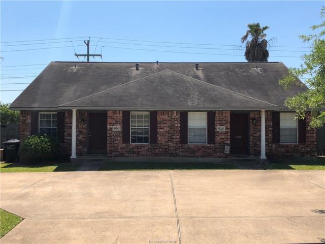 928-930 Sun Meadow Street, College Station, TX 77845 (MLS #18008945) :: Cherry Ruffino Realtors