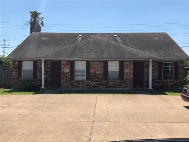 924-926 Sun Meadow Street, College Station, TX 77845 (MLS #18008951) :: Treehouse Real Estate