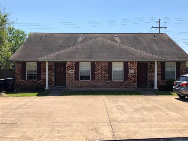 932-934 Sun Meadow Street, College Station, TX 77845 (MLS #18008953) :: Cherry Ruffino Realtors