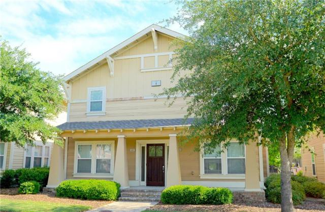 1725 Harvey Mitchell #412, College Station, TX 77840 (MLS #18009041) :: The Lester Group