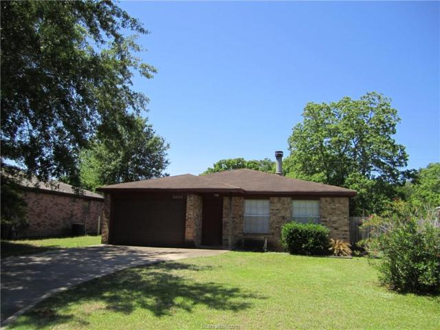 3400 Dallis Drive, College Station, TX 77845 (MLS #18009060) :: The Lester Group