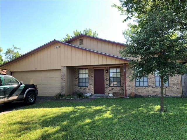 1110 Taurus Avenue, College Station, TX 77840 (MLS #18009062) :: Cherry Ruffino Realtors