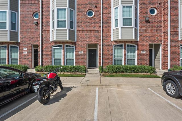 1198 Jones Butler Road #602, College Station, TX 77840 (MLS #18009114) :: Amber Dawn Cox Realty Group