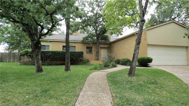 2503 Whispering Oaks Circle, Bryan, TX 77802 (MLS #18009151) :: The Lester Group