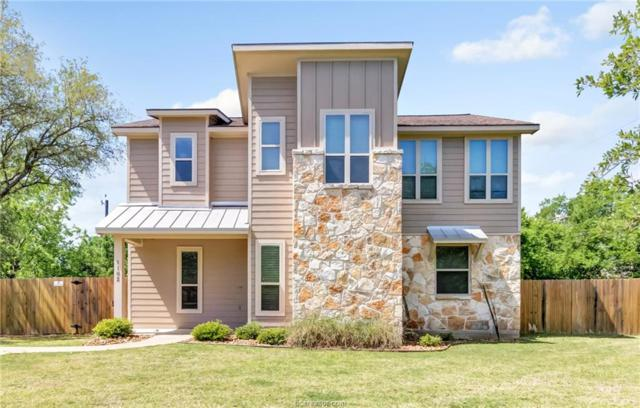 1102 Milner Drive, College Station, TX 77840 (MLS #18009173) :: RE/MAX 20/20