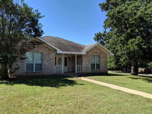 102 W Gay Street, Franklin, TX 77856 (MLS #18009176) :: Amber Dawn Cox Realty Group