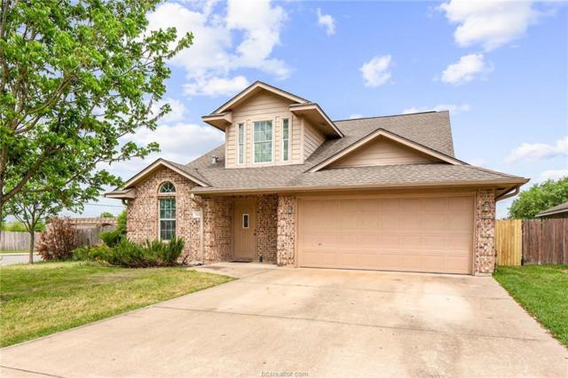1101 Coeburn Court, College Station, TX 77845 (MLS #18009273) :: RE/MAX 20/20