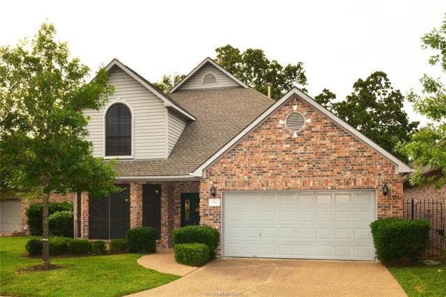 1301 Essex Green, College Station, TX 77845 (MLS #18009294) :: Cherry Ruffino Realtors