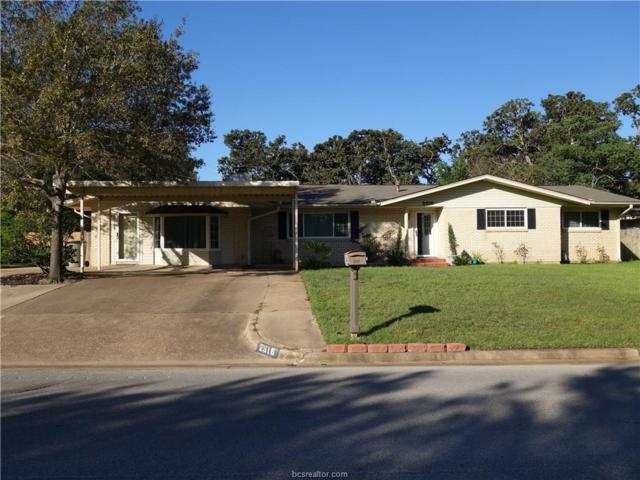 2316 Wayside Drive, Bryan, TX 77802 (MLS #18009490) :: The Lester Group