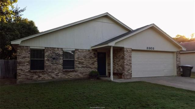 3303 Coastal Drive, College Station, TX 77845 (MLS #18009509) :: The Lester Group