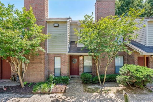 1904 Dartmouth Street K3, College Station, TX 77840 (MLS #18009512) :: Treehouse Real Estate