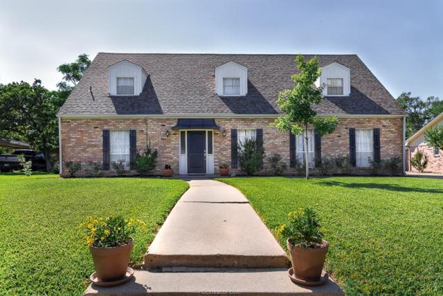 2507 Memorial Drive, Bryan, TX 77802 (MLS #18009528) :: Cherry Ruffino Realtors