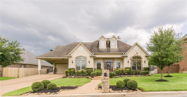 2169 Rockcliffe Lp, College Station, TX 77845 (MLS #18009533) :: Cherry Ruffino Realtors