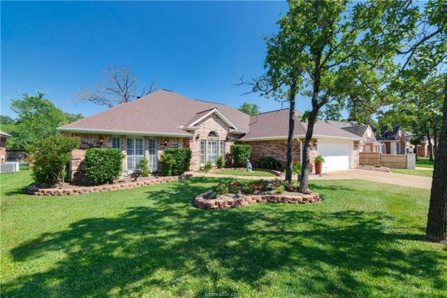 4707 Hunington Drive, Bryan, TX 77802 (MLS #18009535) :: Cherry Ruffino Realtors