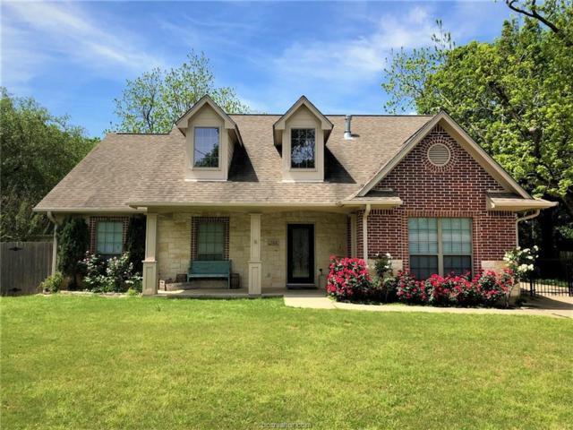 702 N Sharp Street, Franklin, TX 77856 (MLS #18009557) :: Amber Dawn Cox Realty Group