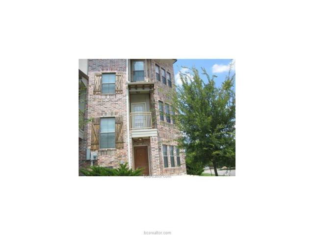 361 George Bush Drive #361, College Station, TX 77840 (MLS #18009571) :: The Lester Group