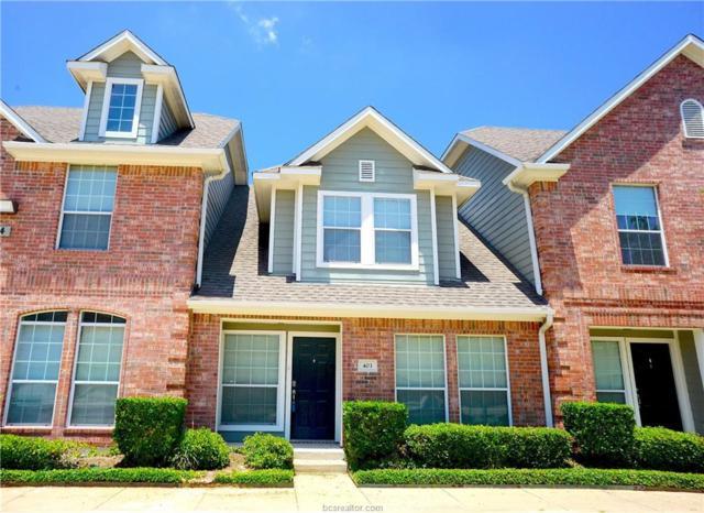 1001 Krenek Tap Road #403, College Station, TX 77840 (MLS #18009578) :: Amber Dawn Cox Realty Group
