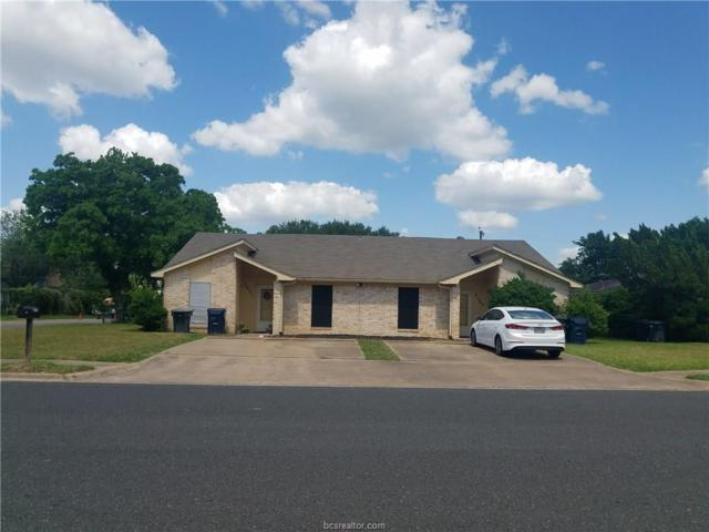 2401 Cornell Drive, College Station, TX 77840 (MLS #18009645) :: The Lester Group