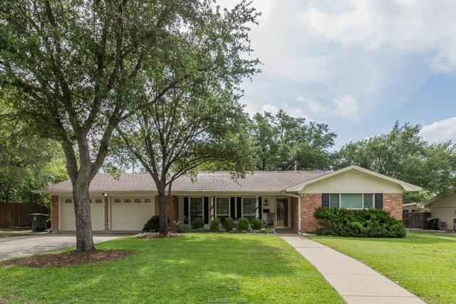 1105 Ruskin Drive, Bryan, TX 77802 (MLS #18009652) :: Amber Dawn Cox Realty Group