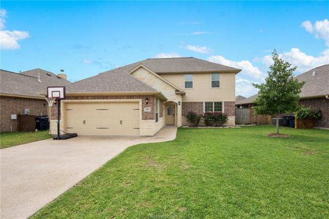 4203 Carnes Court, College Station, TX 77845 (MLS #18009654) :: Cherry Ruffino Realtors