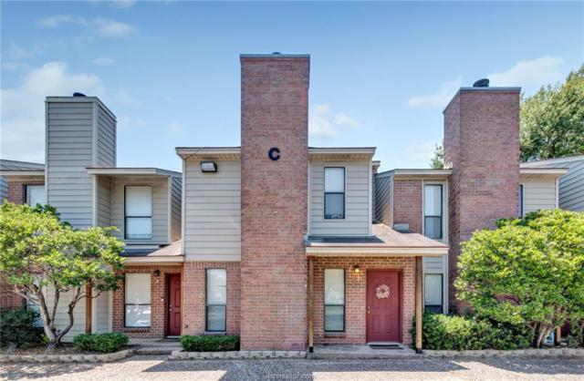 1904 Dartmouth Street C3, College Station, TX 77840 (MLS #18009661) :: Treehouse Real Estate