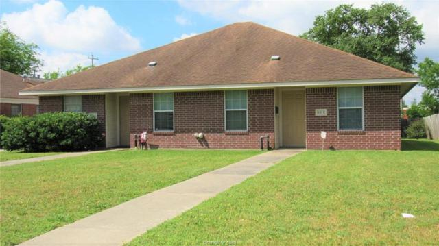 1010 Foster A-B, College Station, TX 77840 (MLS #18009670) :: RE/MAX 20/20