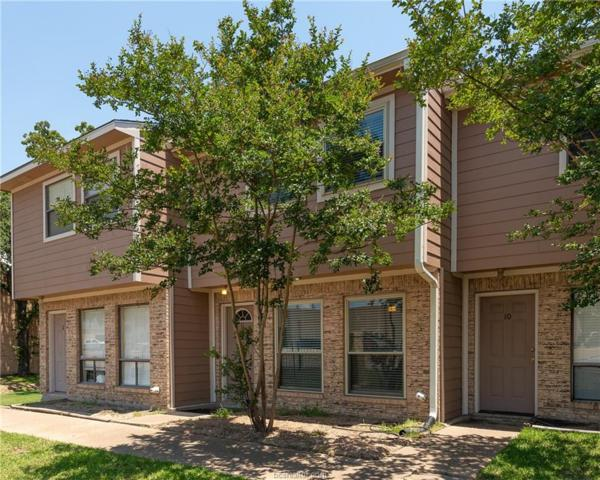 2807 Wildflower Drive #11, Bryan, TX 77802 (MLS #18009675) :: Amber Dawn Cox Realty Group
