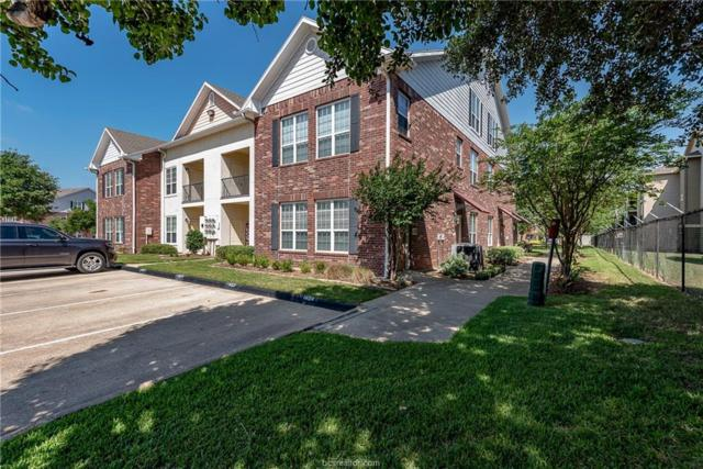 801 Luther Street #1402, College Station, TX 77840 (MLS #18009713) :: Treehouse Real Estate