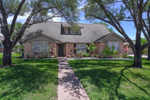 1206 Broadmoor Drive, Bryan, TX 77802 (MLS #18009723) :: The Lester Group