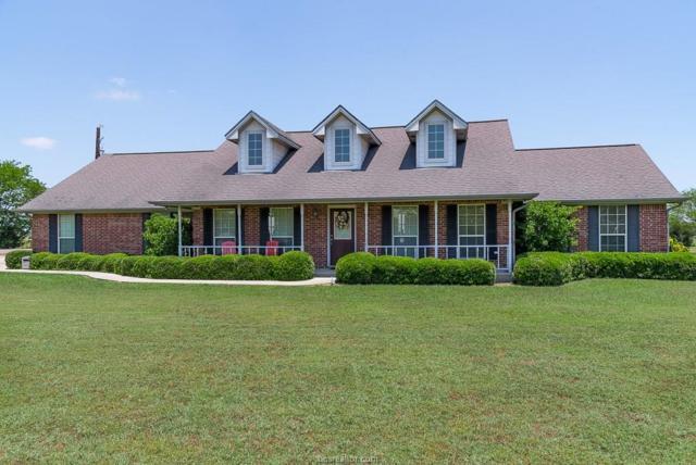 10550 Oak Lake Road, Bryan, TX 77808 (MLS #18009739) :: The Lester Group