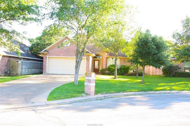 4204 Drogo Court, College Station, TX 77845 (MLS #18009763) :: Cherry Ruffino Realtors