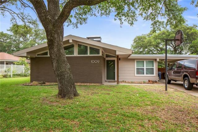 1009 S Dexter Drive, College Station, TX 77840 (MLS #18009771) :: Amber Dawn Cox Realty Group