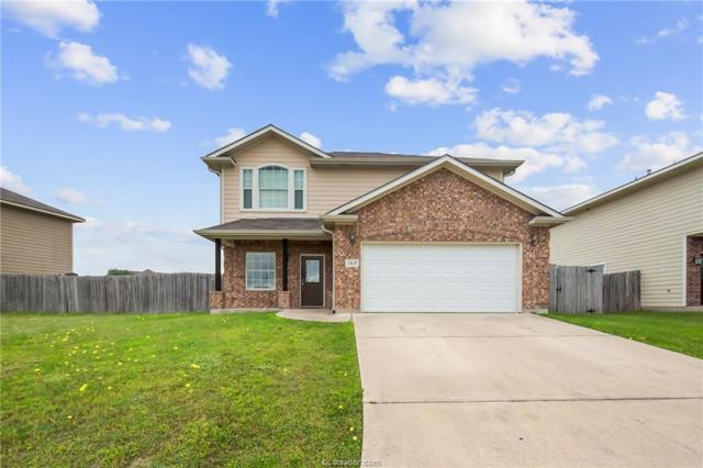 2819 Horseback Drive, College Station, TX 77845 (MLS #18009778) :: Treehouse Real Estate