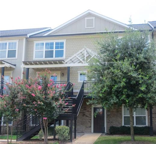 1725 Harvey Mitchell #1923, College Station, TX 77840 (MLS #18009780) :: Platinum Real Estate Group