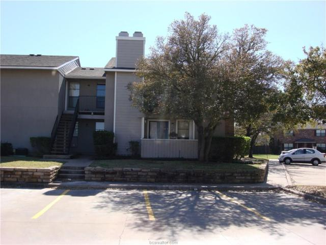 1901 W Holleman Street #208, College Station, TX 77840 (MLS #18009805) :: Treehouse Real Estate