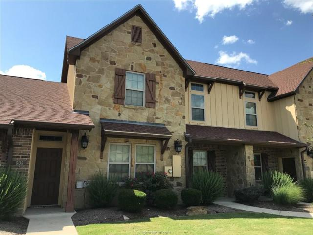 506 Deacon Drive, College Station, TX 77845 (MLS #18009837) :: Cherry Ruffino Realtors