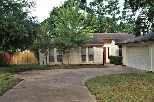 2806 Normand Drive, College Station, TX 77845 (MLS #18009854) :: Treehouse Real Estate
