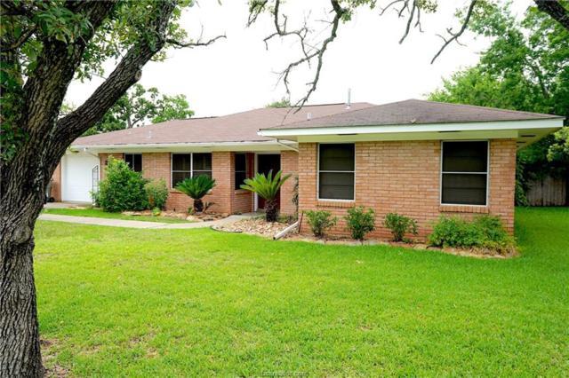 205 Redbud Street, Bryan, TX 77801 (MLS #18009912) :: RE/MAX 20/20