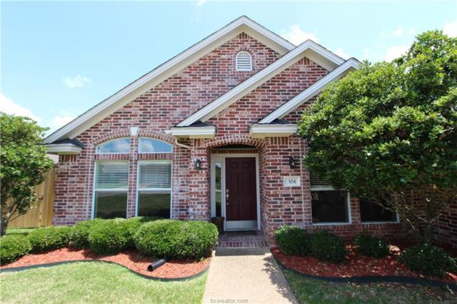 304 Bernburg Lane, College Station, TX 77845 (MLS #18009985) :: Treehouse Real Estate